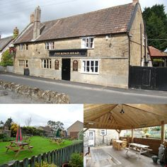 Somerset desirable village free house with substantial stone barn outbuilding.