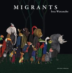 """Issa Watanabe. """"Migrants"""". Editorial Libros del Zorro Rojo (3 a 8 anys) Wordless Picture Books, Wordless Book, Refugee Stories, The Journey, Powerful Images, Rosa Parks, Issa, Book Making, Boys Who"""