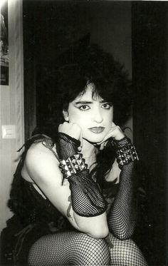 • Ana Curra, Spain, ca 1983 [photo via: valenciaplaza]