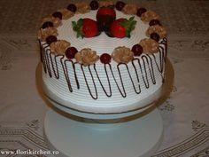 Torturi – Flori's Kitchen Tiramisu, Favors, Sweets, Ethnic Recipes, Desserts, Food, Pie, Food Cakes, Tailgate Desserts