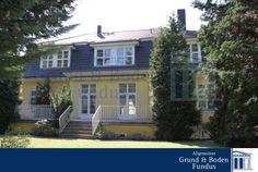 VILLENANWESEN IN BERLIN-GRUNEWALD - NAHE HUBERTUSSEE  Das angebotene Villenanwesen wurde im Jahre 1927 auf einem ca. 1.718 m² großen, parkähnlichen Grundstück erbaut. Bis ins Jahr 1970 diente die Villa als Familiensitz. Danach wurde die Villa gewerblich genutzt.   http://www.grund-boden-fundus.de/de_objektdetails.php?ID=87567157585B43CD9A7A5D25C946A1BC
