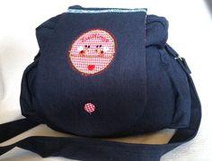 Wickeltaschen - Wickeltasche Zwillinge Tasche Babytasche - ein Designerstück von TaschenFimmel bei DaWanda