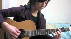 『ハナミズキ』(acoustic guitar solo)