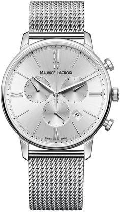 @mauricelacroix  Watch Eliros Chronograph