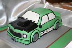 Torana SLR 5000 - by Michelle Amore Cakes @ CakesDecor.com - cake decorating website