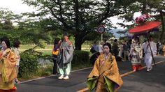 葵祭2015年5月15日:加茂街道36 Romantc Area Kyoto 京の都ぶらぶら放浪記