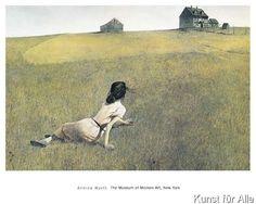 Andrew Wyeth - Christina's World