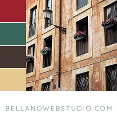 Colors of Italy Web Studio, Travel Companies, Italy Travel, Color Palettes, Color Schemes, My Photos, Colors, R Color Palette, Colour Schemes