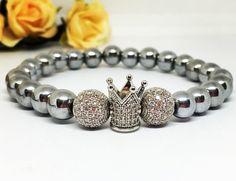 Egyedi elképzelés alapján készült. Beaded Bracelets, Jewelry, Jewlery, Bijoux, Pearl Bracelets, Schmuck, Jewerly, Jewels, Jewelery
