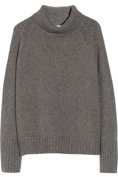Vanessa Bruno | Merino wool and cashmere-blend turtleneck sweater | NET-A-PORTER.COM