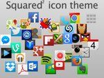 Squared Icon Theme (1.1.1) by TheGoldenBox