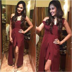 Pooja Chopra #bollywood #style #fashion #beauty #bollywoodstyle #bollywoodfashion #indianfashion #celebstyle