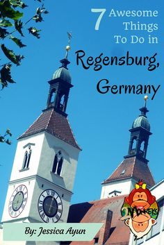 Have you heard of Regensburg in Germany? It's a hidden and a must to visit. Here's the Things to Do in Regensburg, Germany River Cruises In Europe, Cruise Europe, Cruise Travel, Travel Packing, Regensburg Germany, Bavaria Germany, Budapest, Holidays Germany, Danube River Cruise