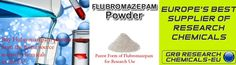 Ultra Potent Research Chemical Benzo Flubromazepam Powder
