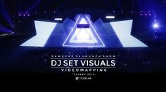 DJ Set Visuals - Samsung Galaxy S4 Turkey launch on Vimeo