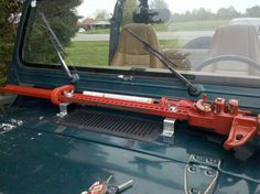 where/how did you mount your Hi lift jack??????????????? - Jeep Wrangler Forum