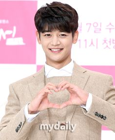 "151005 Minho - 'My First Time' Press Conference Update OnStyle Naver My First Time #Shinee #Minho #BecauseItsTheFirstTime ""Because It's The First Time"""