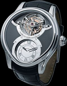 Montblanc Grand Tourbillon Heures Mysterieuses Is Like A Watch In A Tuxedo