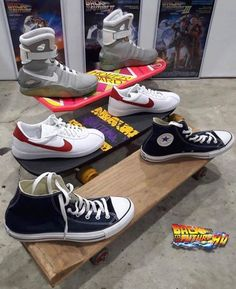 Lloyd Ninjago, Delorean Time Machine, Nike Mag, Doc Brown, Marty Mcfly, Caillou, Back To The Future, Cosplay, High Top Sneakers