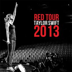 red tour so excited for Augest!!