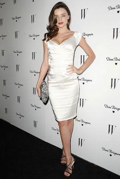 Miranda Kerr in Dolce & Gabbana