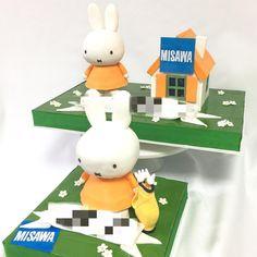 mcakesjapanミッフィーとお家のケーキ🏠🐰 #誕生日 #ミッフィー #家 #立体 #彫刻ケーキ #うさちゃん #ケーキ #miffy #house #misawa #sculptedcake #handmade #gateau #pateasucre #pastadizucchero #fondantcake #fondantwork #japanmade #décorateur #🇯🇵