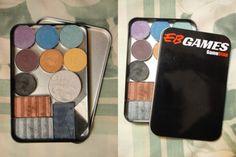 thin homemade makeup palette