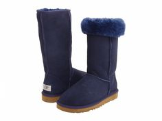 Check out this deal at 6PM! Get 10% off your entire order with code WINTER10 Today only! Save on all your favorite styles and accessories! If you need boots, get these UGG Classic Tall Boots in Navy for ONLY $44.55! Normally $165! Pay $4.95 shipping or get it free on orders over $50.00!