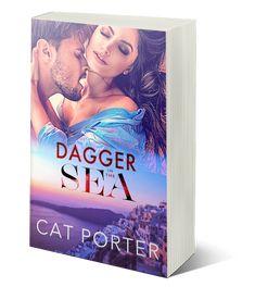 Romantic adventure novel set in the Greek islands by Cat Porter! Adventure Novels, Greek Islands, Romantic, Sea, Cats, Books, Greek Isles, Gatos, Libros