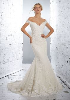 Courtesy of Morilee Wedding Dresses By Madeline Gardner; www.morilee.com