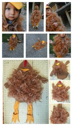 (A DIY Toddler Chicken Halloween Costume Tutorial) — Little Iris Clothing Toddler Halloween Chicken Costume Tutorial! Can't decide what your toddler should be for Halloween? Try this cute DIY toddler Halloween costume. Baby Girl Halloween, Baby Chicken Halloween Costume, Toddler Chicken Costume, Chicken Costumes, Halloween Costumes For Kids, Toddler Horse Costume, Toddler Boy Costumes, Quando Eu For Pai, Rooster Costume