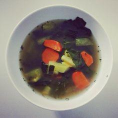 Czas na wiosenną zupę z kalarepy