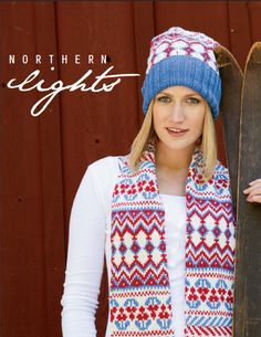 Podcast Episode 196: Northern Lights Collection Interview with Kerin » Knit Picks Blog