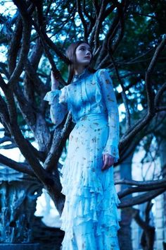 Evening Enchantment: Yumi Lambert for Barneys Features Gorgeous Gowns