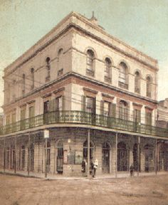 The Twisted Tale of Delphine LaLaurie and Her House of Horrors