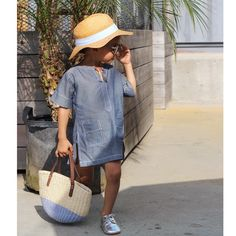 I love when she acts like I'm her real life paparazzi #ToddlerStreetStyle get the look when you sign up  www.liketk.it/1qU2M || #liketkit @liketoknow.it #scoutstyle  blog: scoutthecity.com