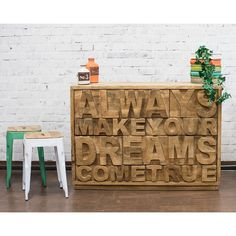 DREAMS комод Loft Art
