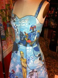 Star Wars Pin up dress