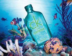 Ck One Summer e il fascino dei fondali marini - www.olfattomatto.it
