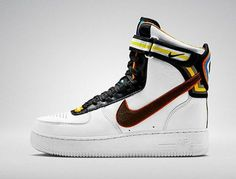 Nike x RT R.T. Air Force 1 HIGH Givenchy Ricardo Tisci Size 5 Air Force 1 dd013b55378