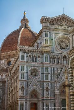 The Duomo - Florence Cathedral, Italy