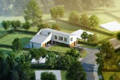 Trutnov - Rodinný dům na Červeném kopci III. - ROSA architekt