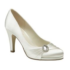 48da251ae38 Pink Paradox Strawberry Wedding Shoes Blue Satin Shoes, Satin Wedding Shoes,  Bridal Shoes,