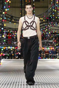 Dior Homme Menswear Spring Summer 2017 Paris