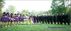 Flower Girl Dresses of the Year for 2011 - Honorable Mention in Royal Purple and Apple Green by Pegeen
