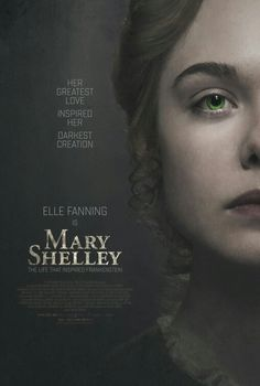Mary Shelley movie poster #movieposter #scifi #MovieReview #movietwit #movieposters #adventure #scififantasy #artwork #action #drama #horror