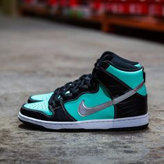 Diamond Supply Co. x Nike SB Dunk High Premium – Diamond | Release Reminder