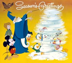 Season's Greetings from The Walt Disney Company! | Photos | Disney Insider