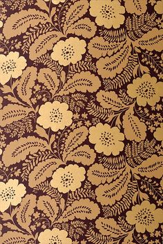 Anna French Wallpaper and Fabric - Wild Flora - Ash - Celadon Anna French Wallpaper, View Wallpaper, Pattern Wallpaper, Wallpaper Ideas, Iphone Wallpaper, Wallpaper Designs, Designer Wallpaper, Graphic Patterns, Textile Patterns