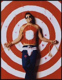 Jackass Johnny Knoxville by Mark Seliger